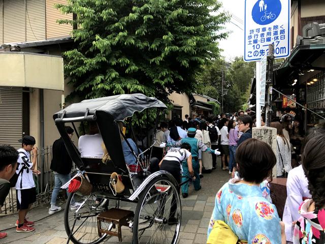 2019嵐山GW臨時警備(えびす屋)