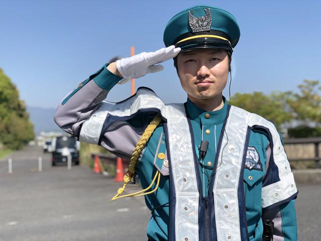 滋賀県臨時警備