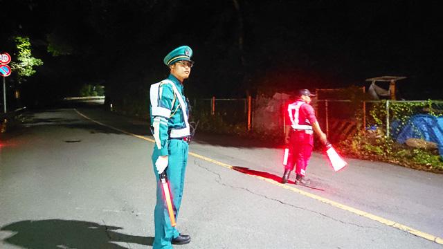 愛宕神社 千日通夜祭(千日詣)