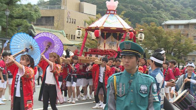京都学生 祭典