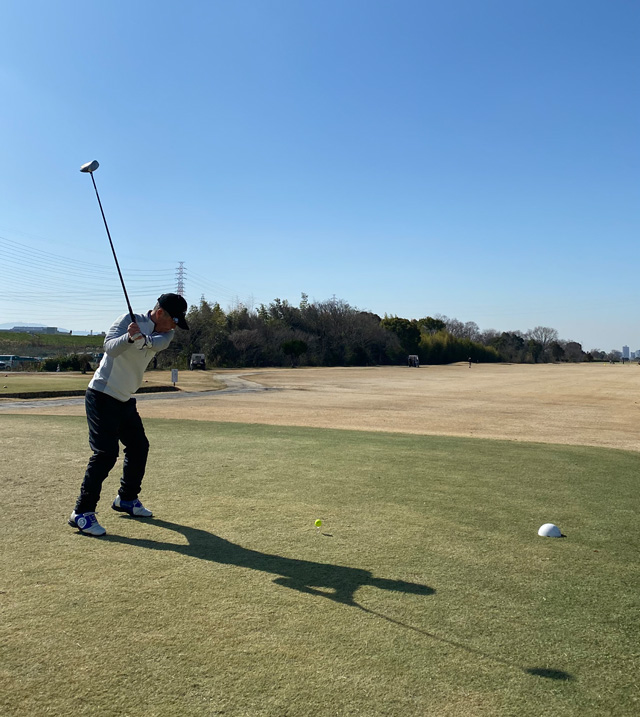 大和会ゴルフ大会