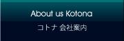 About us Kotona